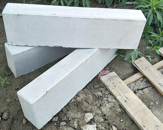 河北50x15x8混凝土条石